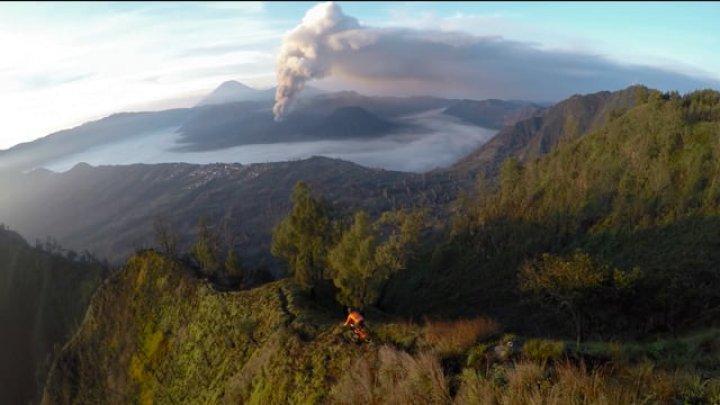 Kurt Sorge-Trail Eruption